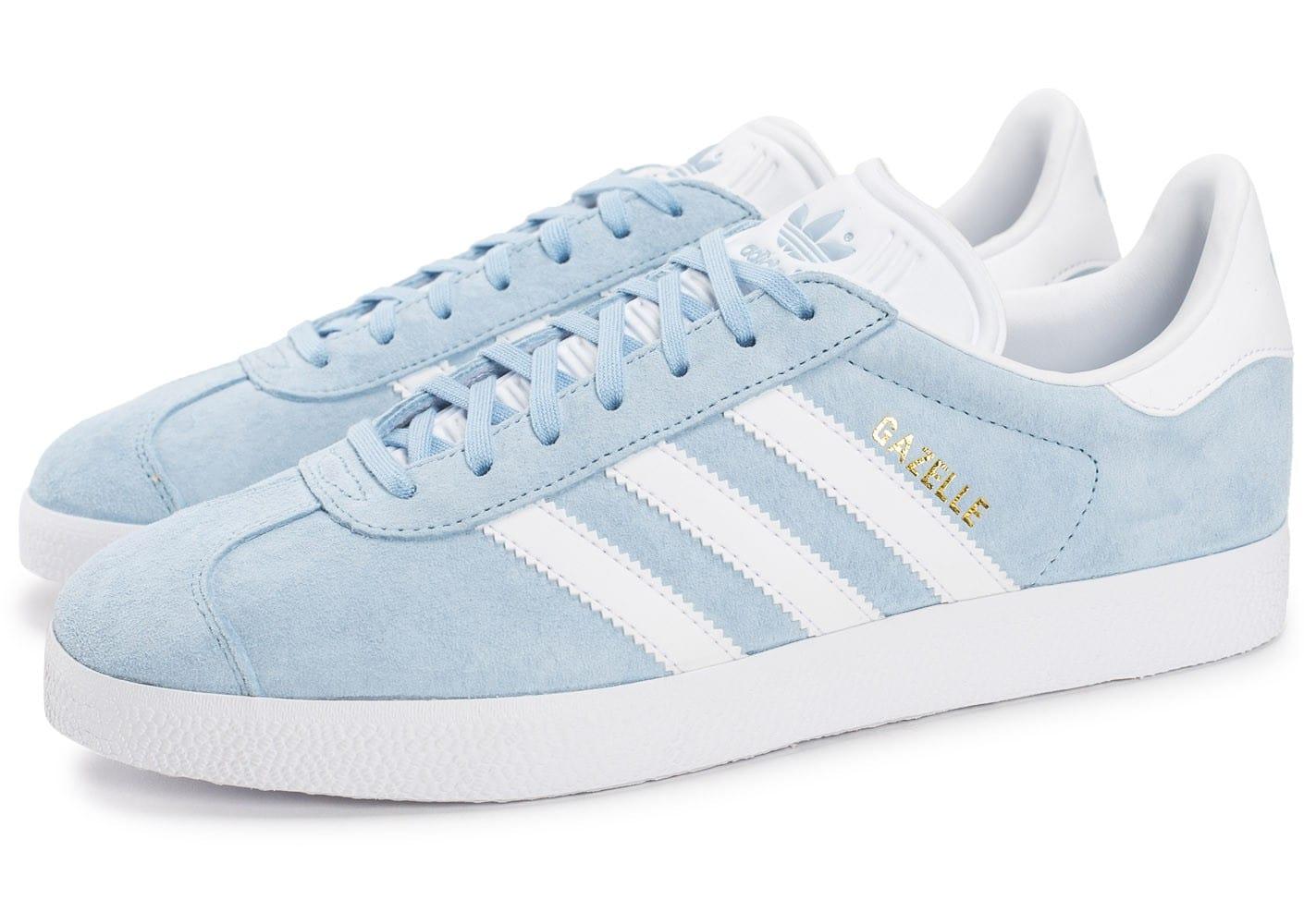 Magasin Outlet pour adidas gazelle bleu clair pas cher mes