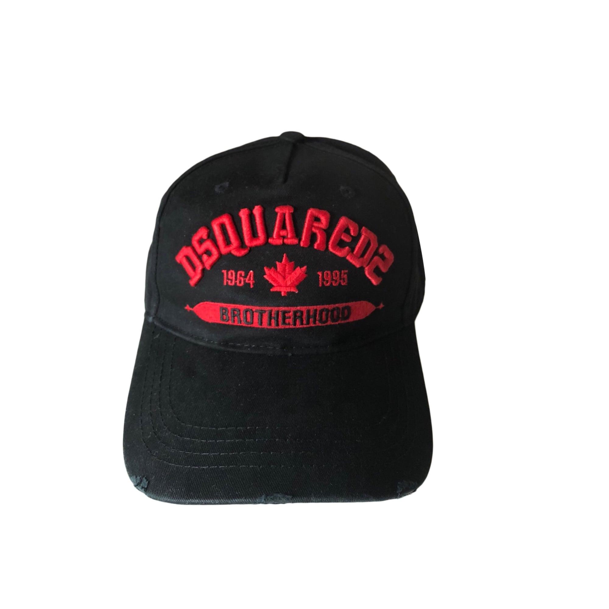 b48fa476ab18 Magasin Outlet pour casquette dsquared noir et rouge pas cher - mes ...